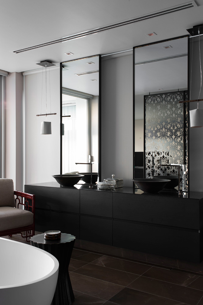Residential Bathroom Design Hare Amp Klein