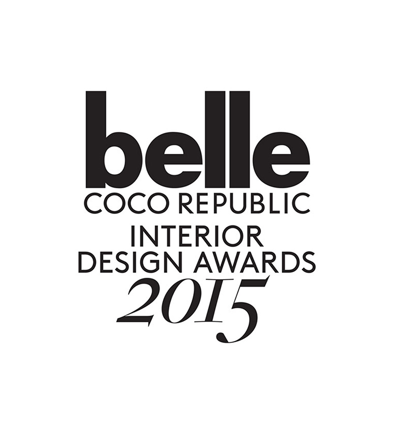 BELLE COCO REPUBLIC INTERIOR DESIGN AWARDS 2015