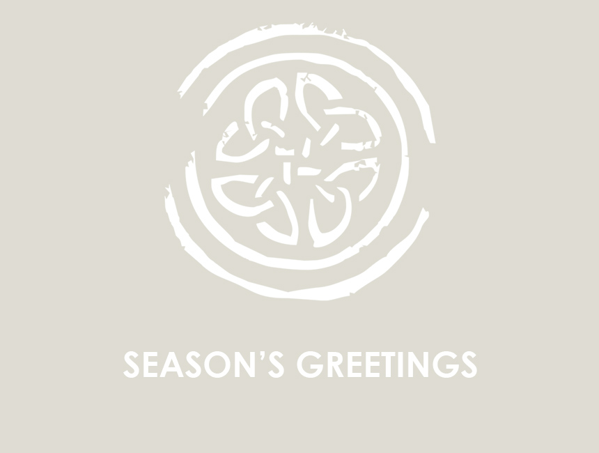 Season's Greetings fro Hare + Klein