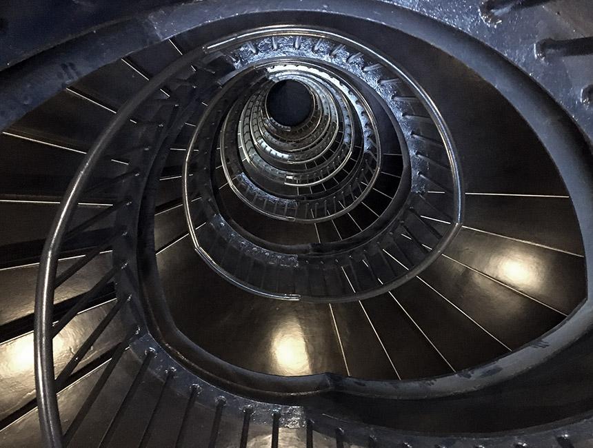 Zeitz MOCAA Staircase