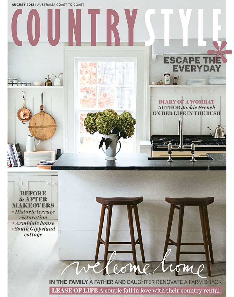 Country Style August 2018