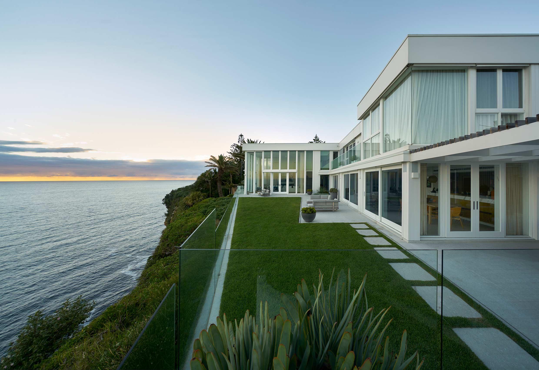 Ocean Clifftop by Hare + Klein